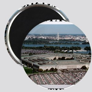 Pentagon - Retired 2 Magnet