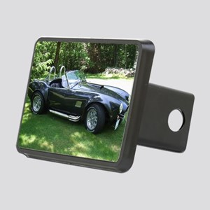 cobra sports car Rectangular Hitch Cover