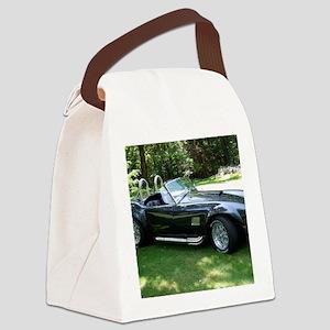 cobra sports car Canvas Lunch Bag
