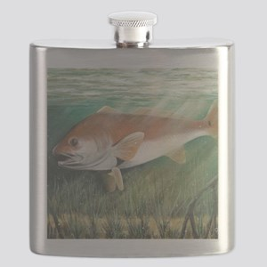 Redfish Flask