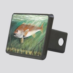 Redfish Rectangular Hitch Cover