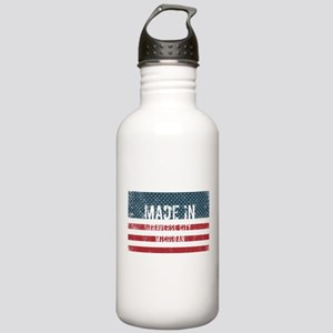 Made in Traverse City, Stainless Water Bottle 1.0L