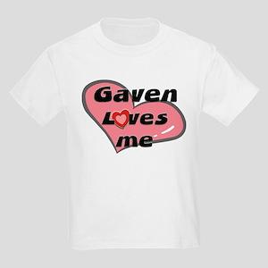 gaven loves me Kids T-Shirt