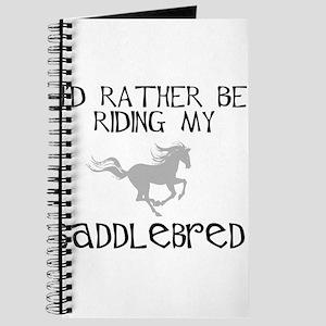 Rather-Saddlebred! Journal