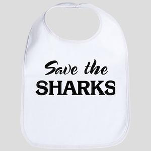 Save the SHARKS Bib