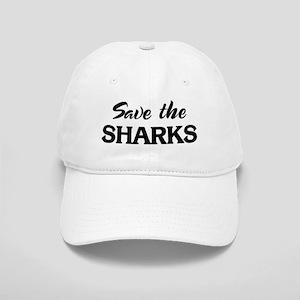 Save the SHARKS Cap