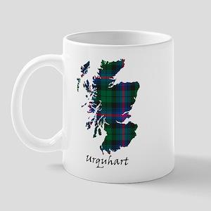 Map - Urquhart Mug