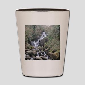 Torc waterfall Shot Glass
