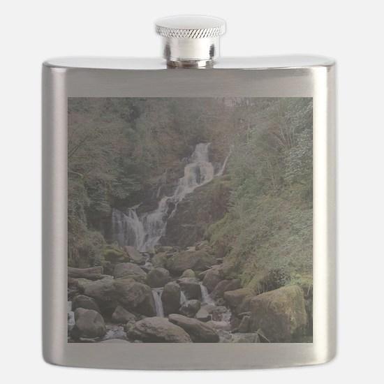 Torc waterfall Flask