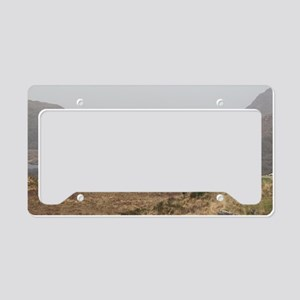 Ladies View License Plate Holder
