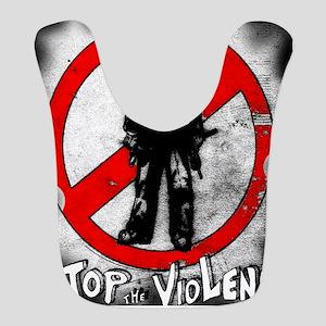 STOP THE VIOLENCE--- Graphitti Bib