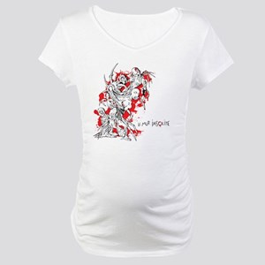 Mur insolite 03 Maternity T-Shirt