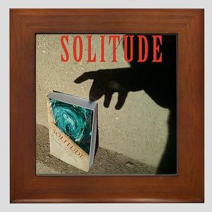 Solitude Framed Tile