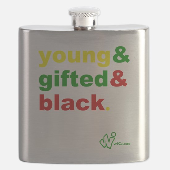 Young, Gifted and Black Flask