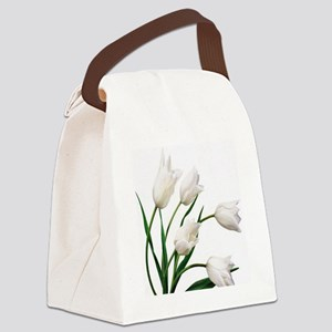 Tulip Canvas Lunch Bag