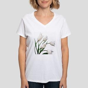 Tulip Women's V-Neck T-Shirt