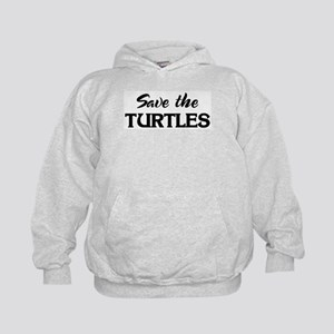 Save the TURTLES Kids Hoodie