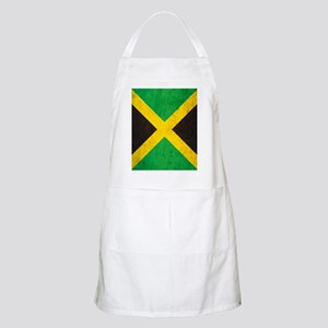 Vintage Jamaica Flag Apron