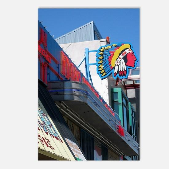 Albuquerque Street Scene Postcards (Package of 8)