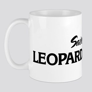 Save the LEOPARD SHARKS Mug