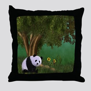 cp_shower_curtain Throw Pillow