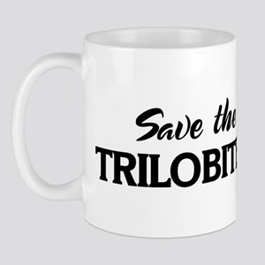Save the TRILOBITES Mug