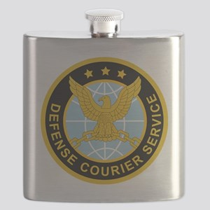 DefenseCourierService Flask