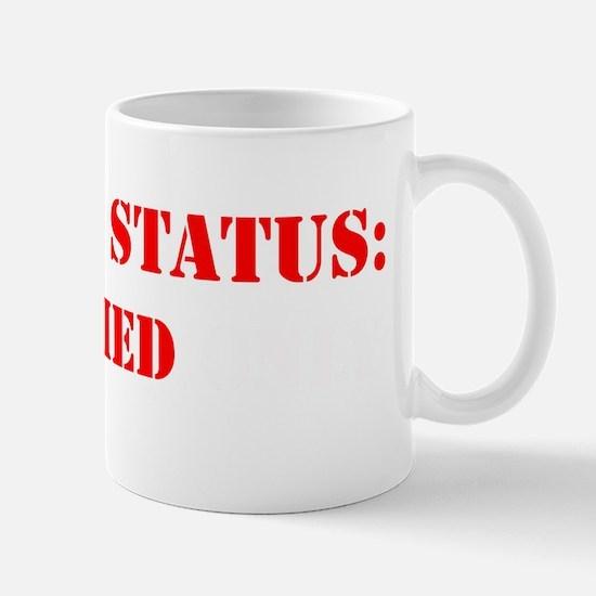Marital Status: FB Married Only Mug