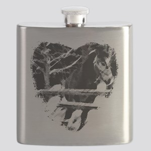 Horse Lover Flask