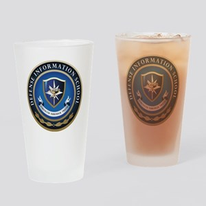 Defense Information School Drinking Glass