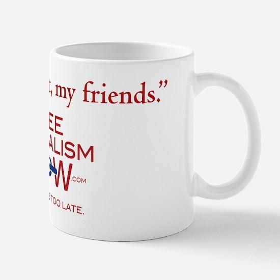 Stay Capitalist RED Mug