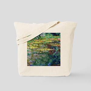 Shower Monet Le Bassin Tote Bag