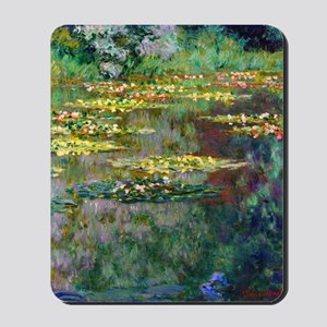 Shower Monet Le Bassin Mousepad