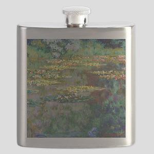 Shower Monet Le Bassin Flask
