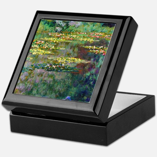 Shower Monet Le Bassin Keepsake Box