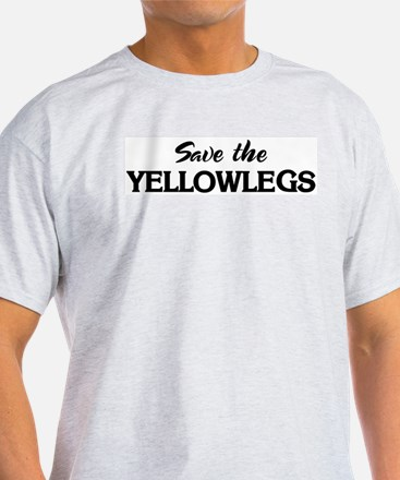 Save the YELLOWLEGS T-Shirt