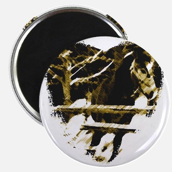 Horse Love Magnet