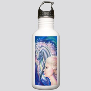 Unicorn Princess Stainless Water Bottle 1.0L
