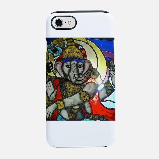 Ganesh II iPhone 7 Tough Case