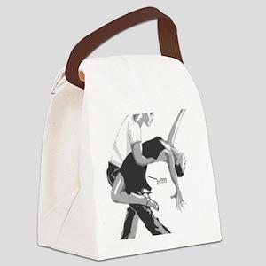 Let it slip Canvas Lunch Bag