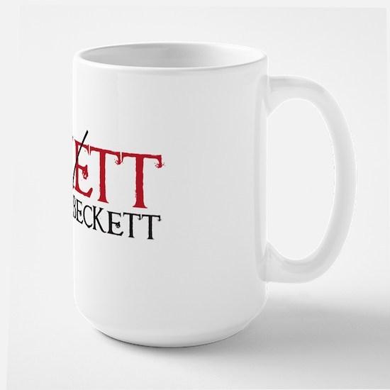 caskett Large Mug