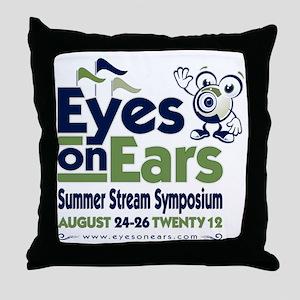 sss 2012 Throw Pillow