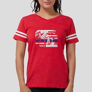 Oilfield Flag Shirt T-Shirt