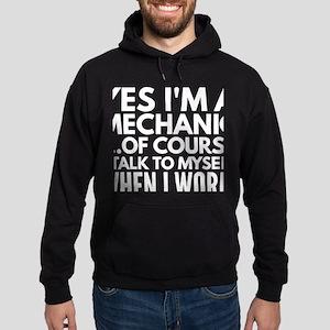 Mechanic expert advice Sweatshirt