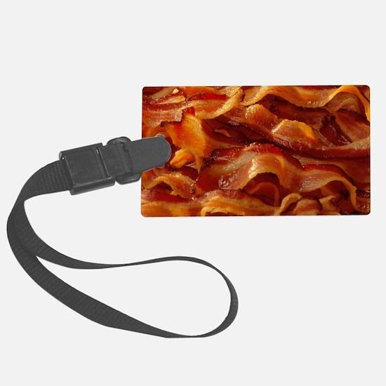 Bacon Luggage Tag