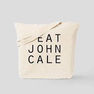 eat john cale ping Tote Bag