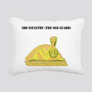 3rd Infantry (The Old Gu Rectangular Canvas Pillow