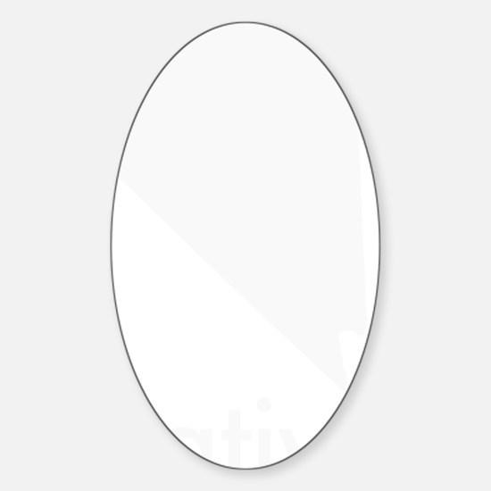 NVnative Sticker (Oval)