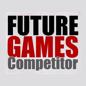Future Games Competitor Throw Blanket