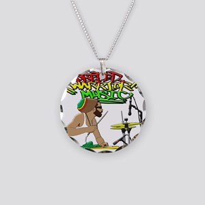 Don Dada Necklace Circle Charm